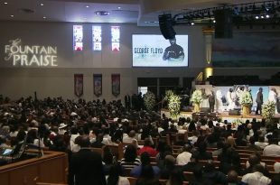 LIVE: George Floyd's funeral service [Video]
