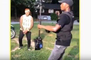 FOOTAGE: Gunna's Music Video Shoot Got Shot Up by Thugs[Video]