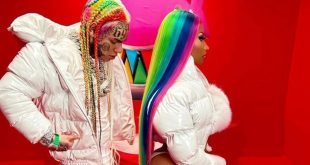 Nicki Minaj Hooks Up with Tekashi 6ix9ine for 'Trollz' Video