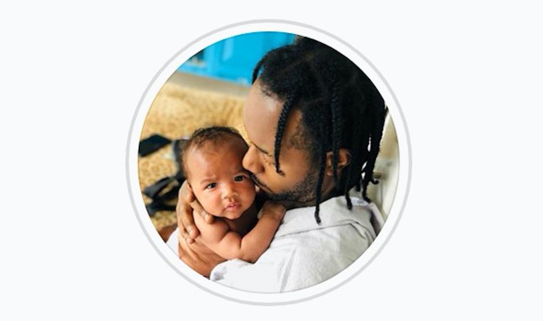 Photo of Jahvillani Shows Us His New Born