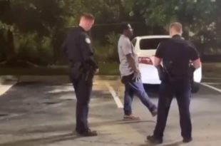 FOOTAGE: Another Black Man Killed By Police In USA [Video]