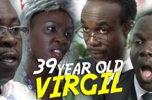 39 Year Old Virgil - COMEDY - ITY AND FANCY CAT SHOW [Video]