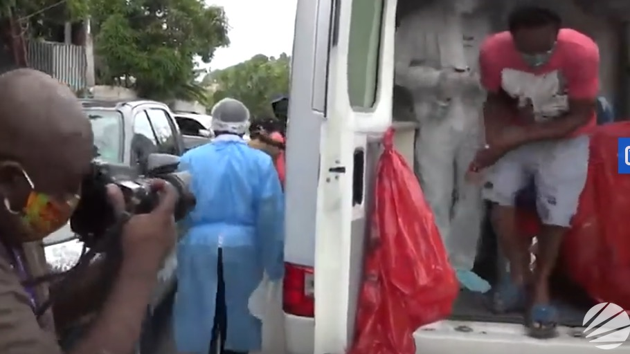 Photo of Norwood St.James Under Community Surveillance after COVID-19 Spread [Video]