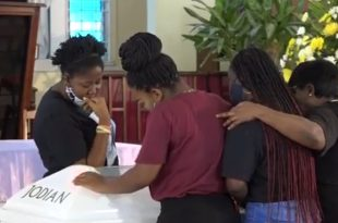 Thanksgiving Service For Jodian Fearon Held |News | CVMTV