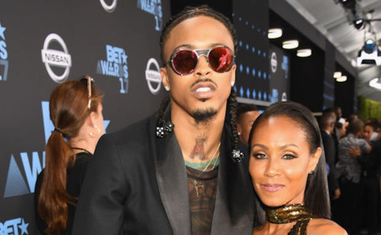 Photo of August Alsina Says He is Deeply in Love With JADA PINKETT-SMITH