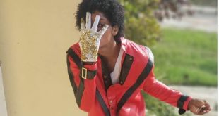 Ghetto Michael Jackson