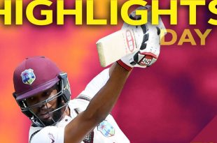 West Indies beat England by 4 wickets