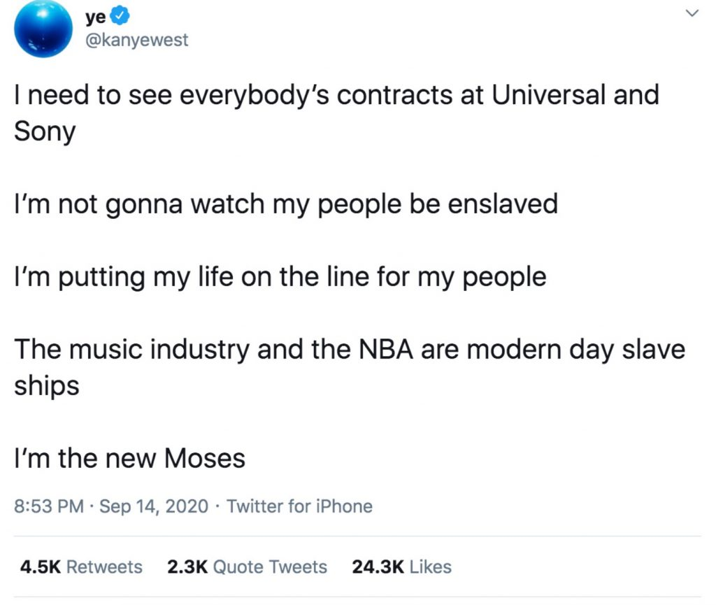 This image has an empty alt attribute; its file name is Kanye-West-says-Im-The-New-Moses-and-Piss-on-his-Grammy-Award-1-1024x865.jpg