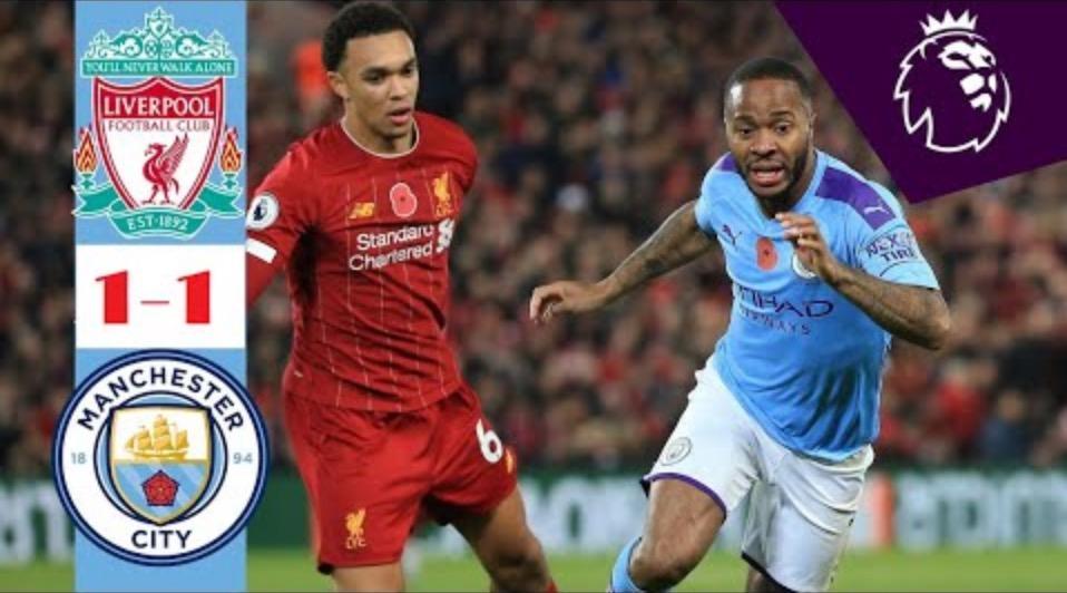 Manchester City vs Liverpool… Match Highlights - Video ...