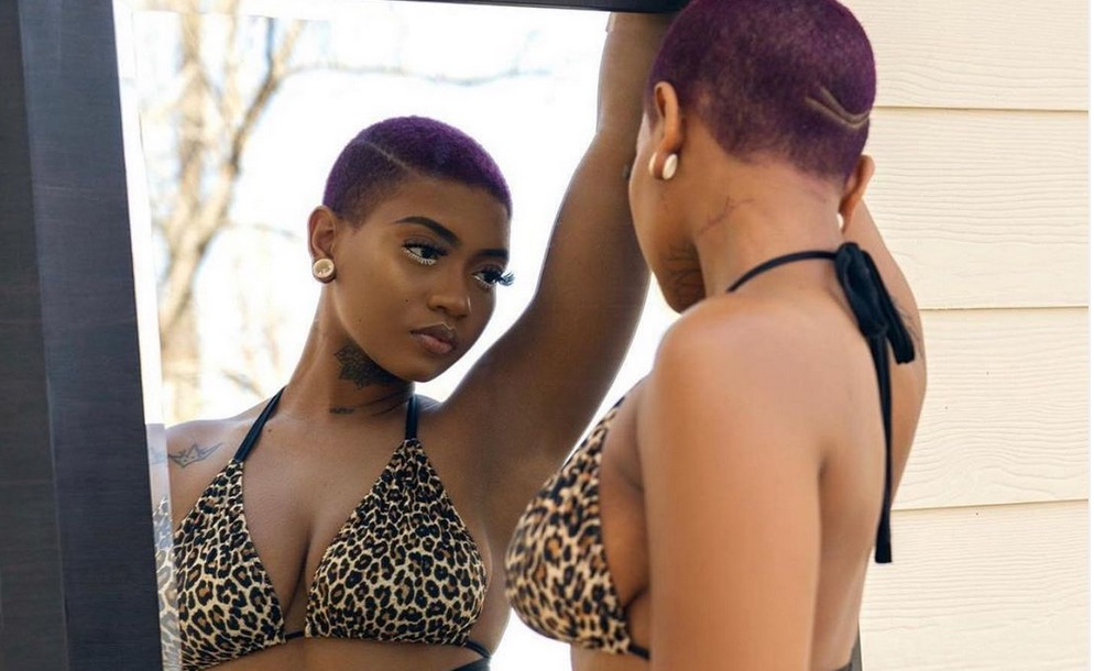 Breaking jada kingdom says it's not a secret she got rpe and she is bisexual