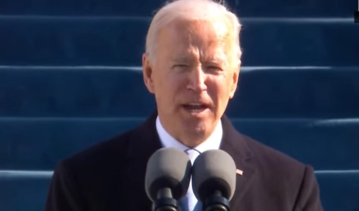 Watch President Joe Biden's full Inauguration speech – Video