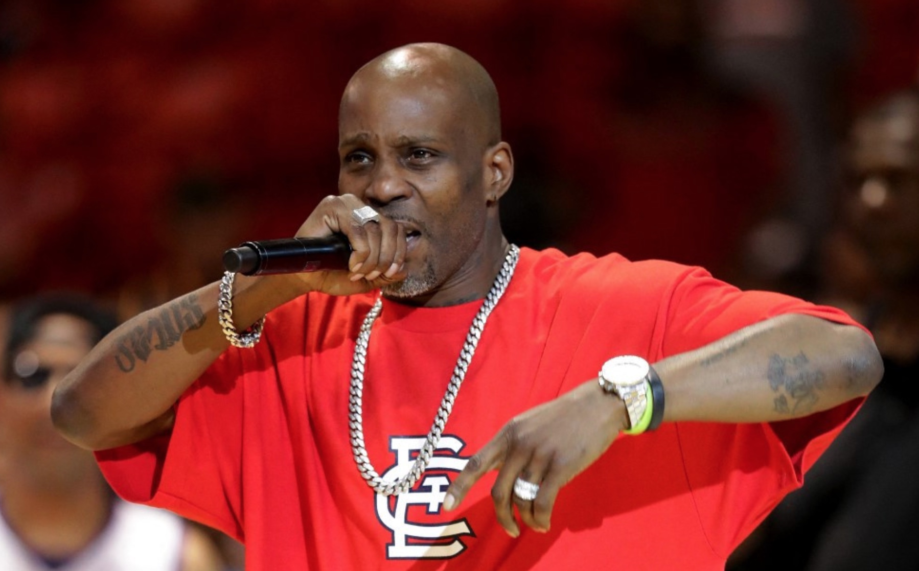 Memorial for DMX to be held at Barclays Centre only Friends and Family Invited